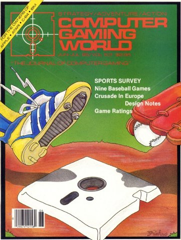 Computer Gaming World Issue 022 June July 1985