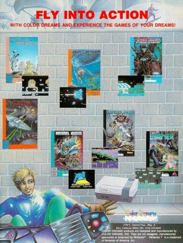 Color Dreams Multi-Ad