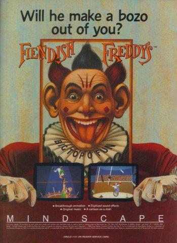 Fiendish Freddys Big Top O Fun