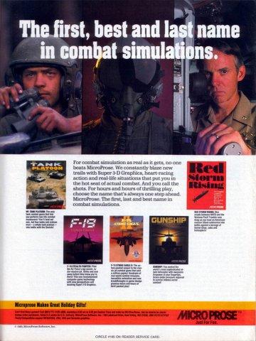 5 Combat Sims