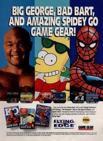 George Foreman, Bart, Spider-Man.jpg
