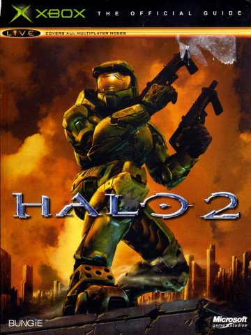 Halo 2 Official Guide