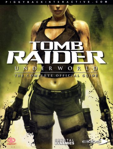 Tomb Raider Underworld Complete Official Guide