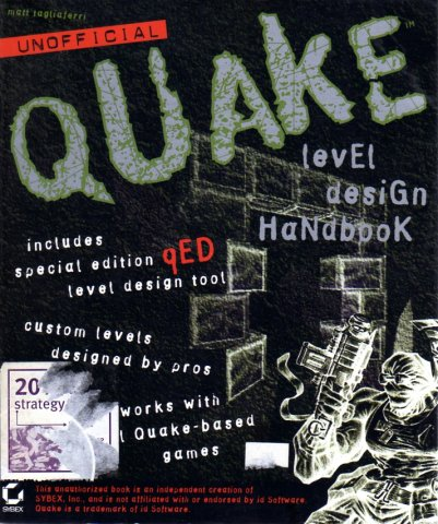 Quake Unofficial Level Design Handbook, The