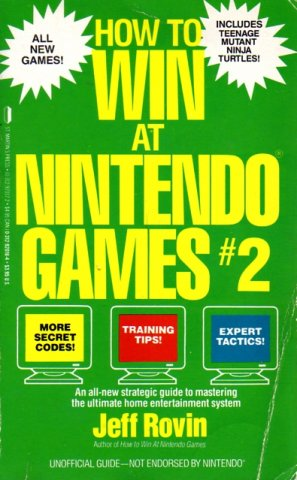 How To Win At Nintendo Games #2