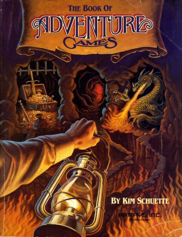Book Of Adventure Games, The