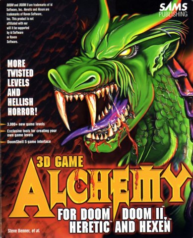 3D Game Alchemy For Doom, Doom II, Heretic, and Hexen