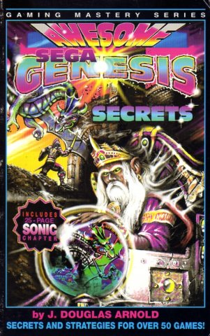 Awesome Sega Genesis Secrets