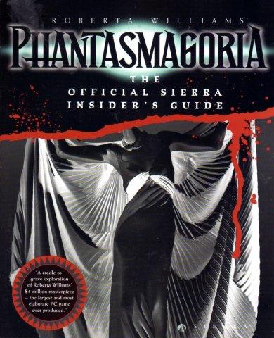 Phantasmagoria Official Sierra Insider's Guide