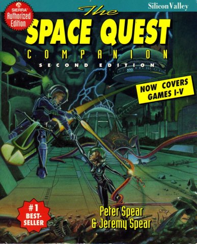 Space Quest Companion, The (Second Edition)