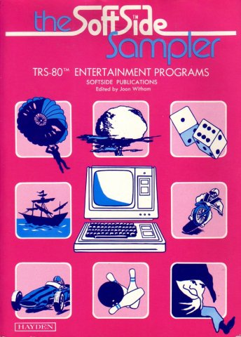 Softside Sampler: TRS-80 Entertainment Programs, The