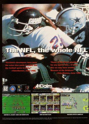NFL Quarterback Club 97 (1)