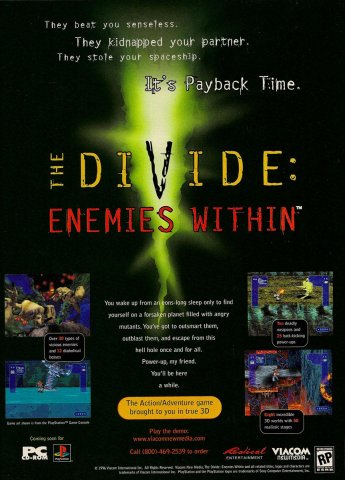Divide, The - Enemies Within