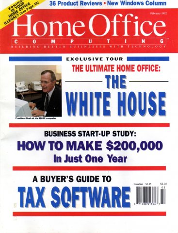 Home Office Computing Vol 10 No 02 February 1992