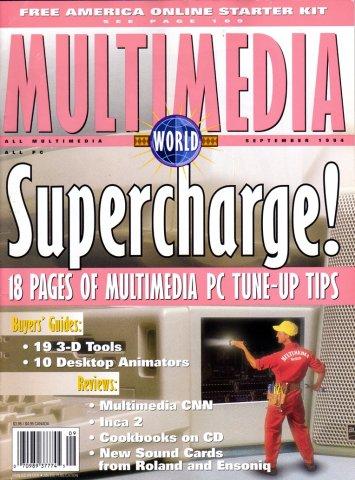 Multimedia World Vol 01 No 10 September 1994
