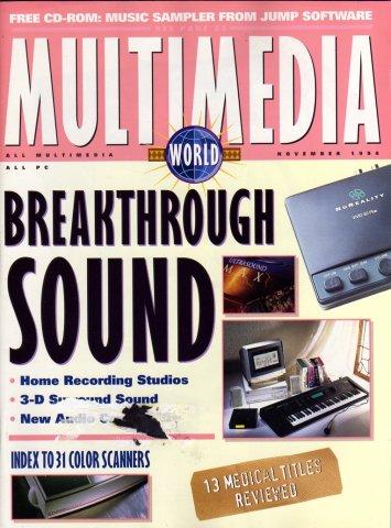 Multimedia World Vol 01 No 12 November 1994
