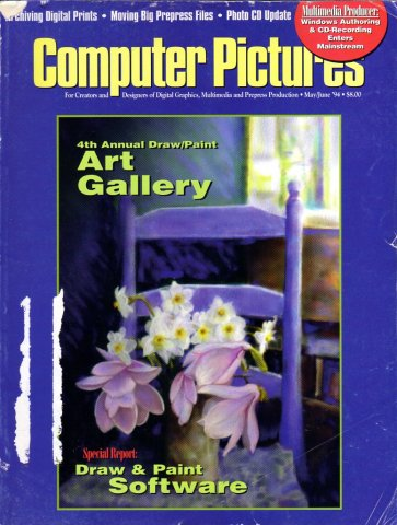 Computer Pictures Vol 12 No 03 May/June 1994