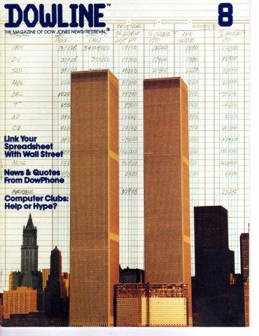 Dowline Vol 01 No 08 1984