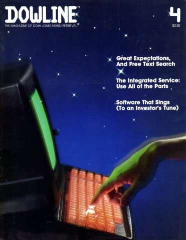 Dowline Vol 01 No 04 1982