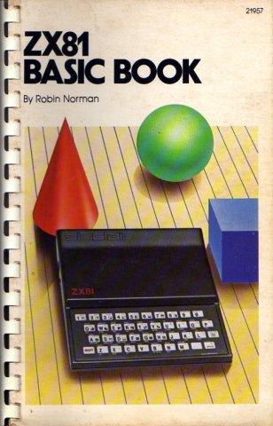 ZX81 BASIC Book