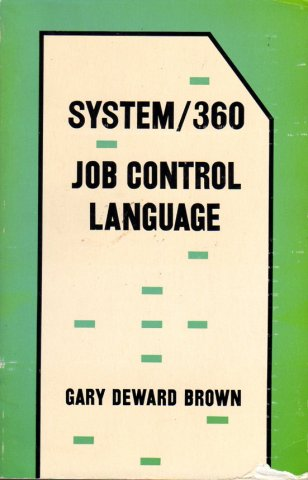 System/360 Job Control Language