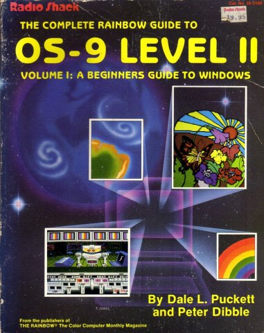 Complete Rainbow Guide To OS-9 Level II, Volume I: A Beginner's Guide to Windows, The