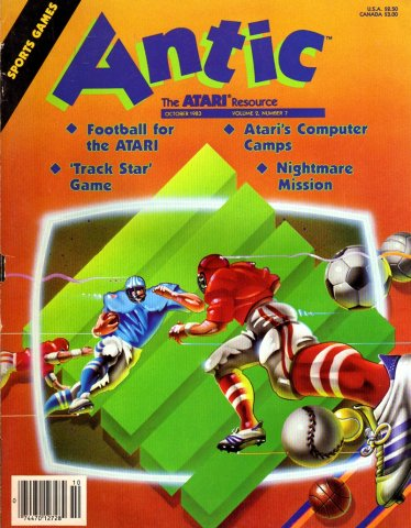 Antic Issue 013 October 1983