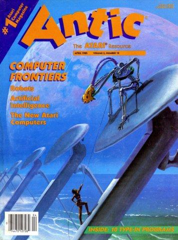 Antic Issue 030 April 1985