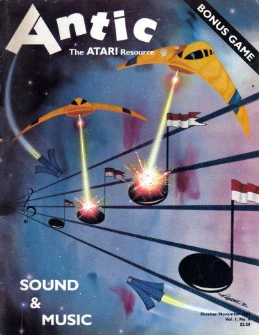 Antic Issue 004 October/November 1982