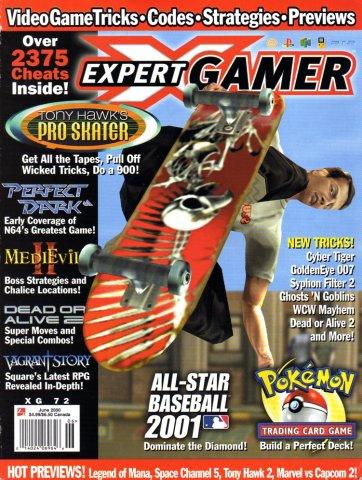 Expert Gamer Issue 72 (June 2000)