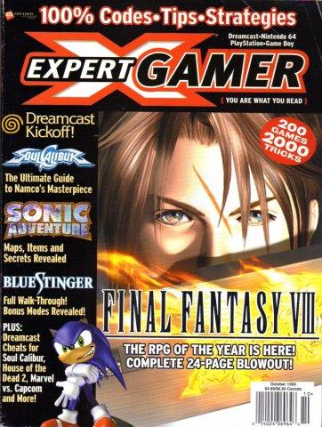 Expert Gamer Issue 64 (October 1999)