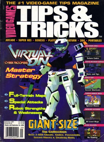 Tips & Tricks Issue 019 September 1996