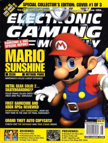 EGM 157 August 2002 cover 1