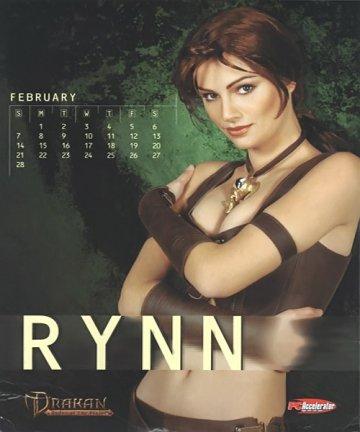Drakkan Rynn Calandar