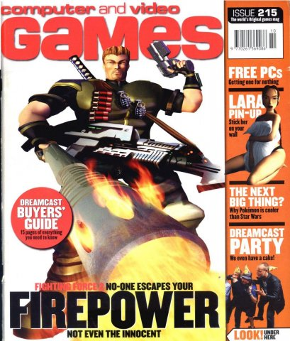 Computer & Video Games Issue 215