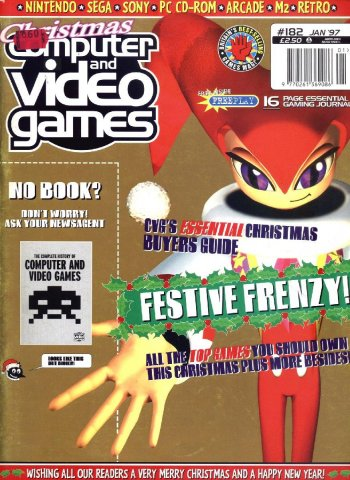 Computer & Video Games Issue 182