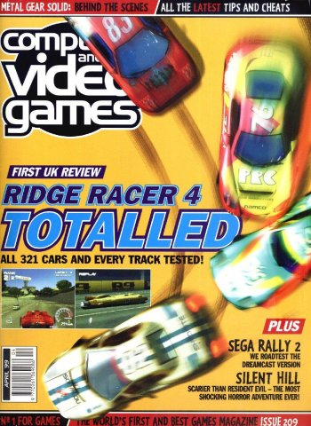 Computer & Video Games Issue 209