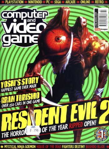 Computer & Video Games Issue 196