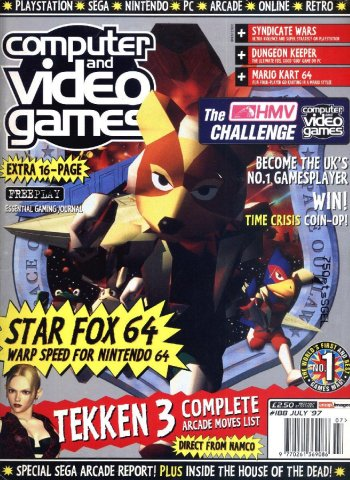 Computer & Video Games Issue 188