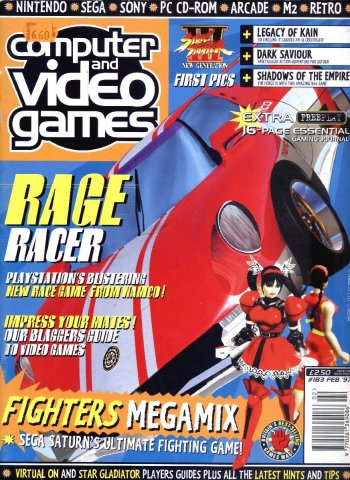Computer & Video Games Issue 183