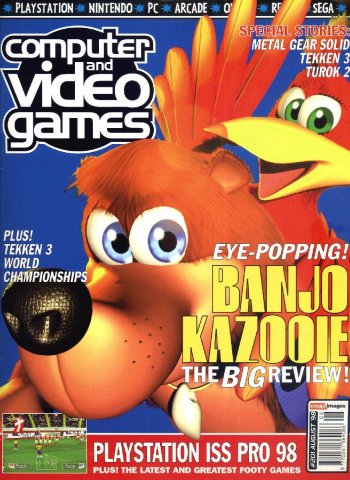 Computer & Video Games Issue 201