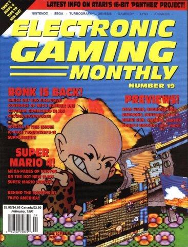 EGM 019 Feb 1991