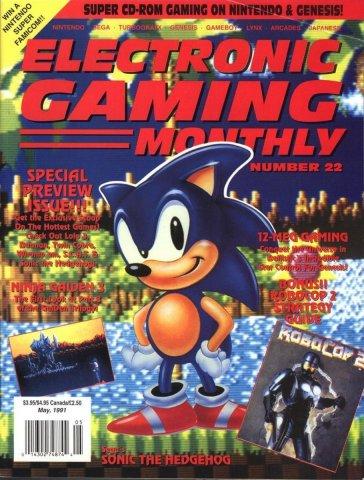 EGM 022 May 1991