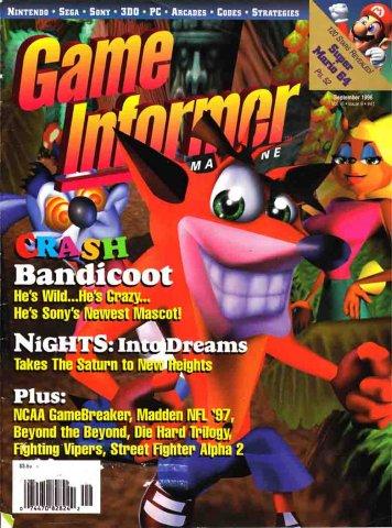 Game Informer Issue 041 September 1996
