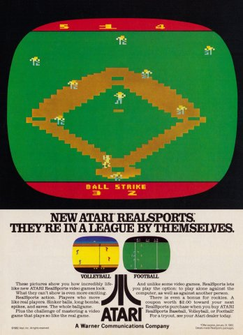 Realsports Baseball Electronic Games 10 Dec 82 Pg 47