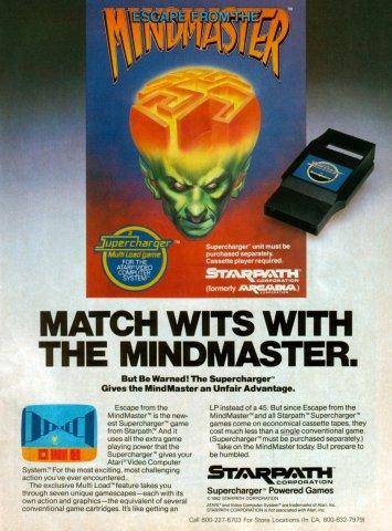 Starpath A multi game loader Electronic Games 11 Jan 1983 Pg 11