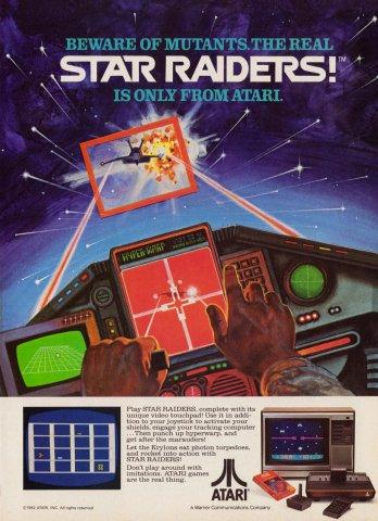 Star Raiders Electronic Games 10 Dec 82 Pg 61