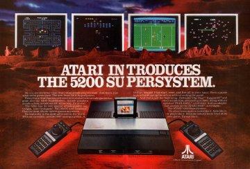 Atari 5200 Hardware Electronic Games 11 Jan 83 Pg 31