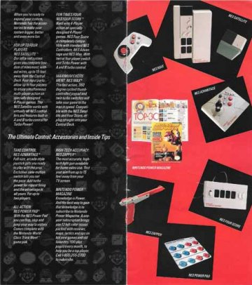 NES Hardware Brochure
