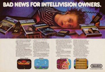 Imagic Electronic Games 10 Dec 82 Pg 32
